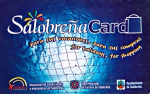 Salobreña Card