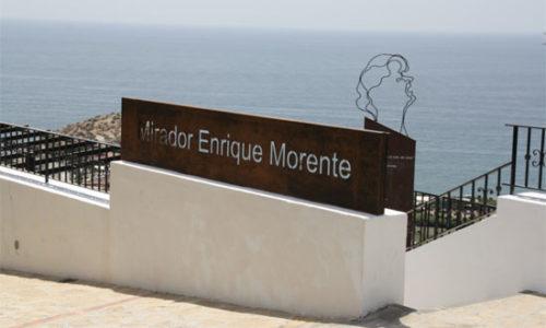MIRADOR DE ENRIQUE MORENTE