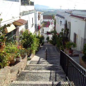 Calle Andrés Segovia
