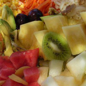 Ensalada de Fruta en Salobreña