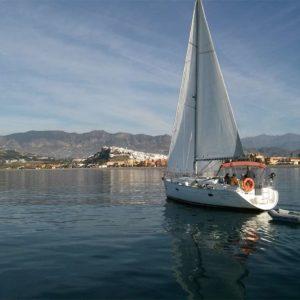Navegar en Salobreña