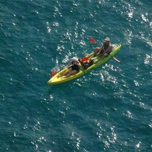 Paseo en Kayak Salobreña