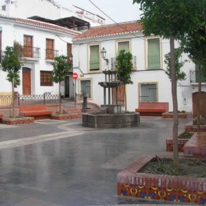 Plaza Antiguo Ayuntamiento, en Casco Antiguo Salobreña