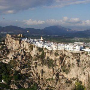 Vista El Tajo Salobreña.