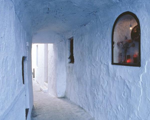 La Bóveda de Salobreña