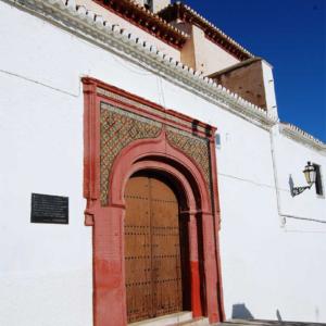 iglesia de salobreña