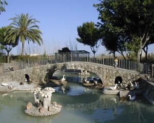 Parque La Fuente (Salobreña)