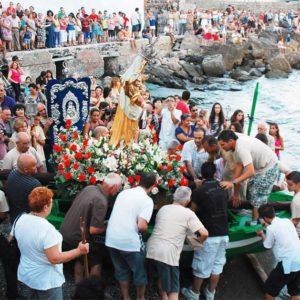 Virgen del Carmen Salobreña