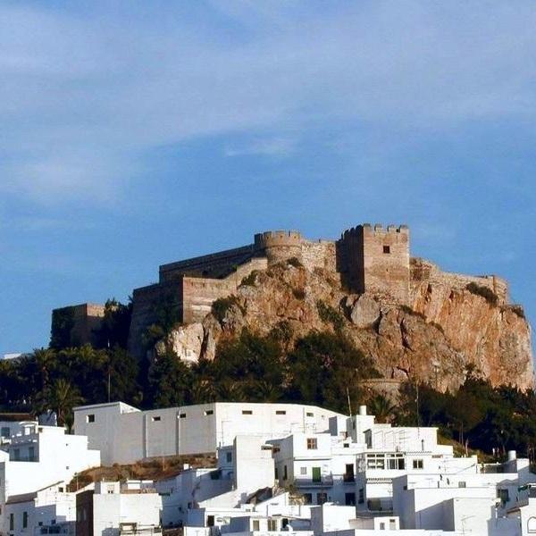Castillo Árabe Salobreña