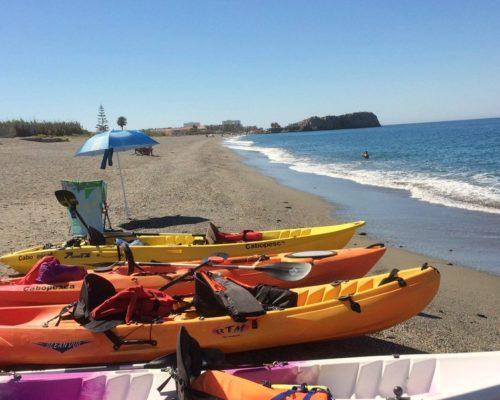 kayak rentals salobrena