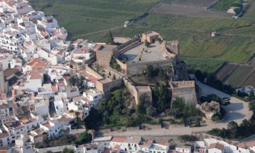 Castillo de Salobreña y centro histórico