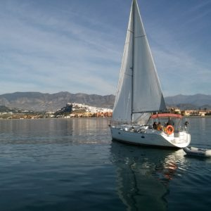 Salobreña navegar