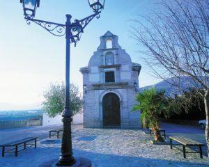 Salobreña Ermita San Antonio Lobres (1)
