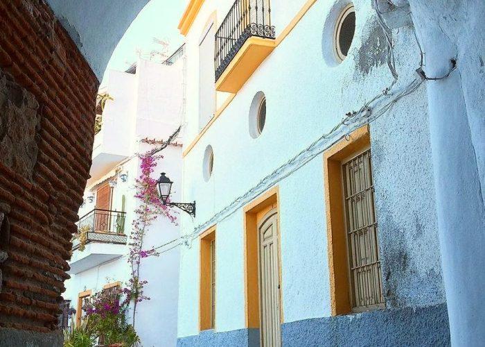Salobreña Costa Tropical Granada Andalucia España