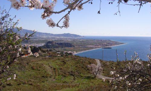salobrena costa tropical granada andalusien spanien