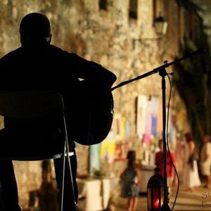 concierto en castillo salobreña foto by silvina daniela